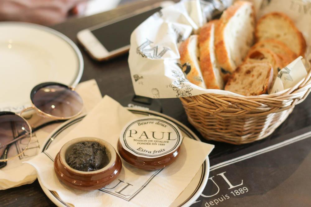 PAUL bread