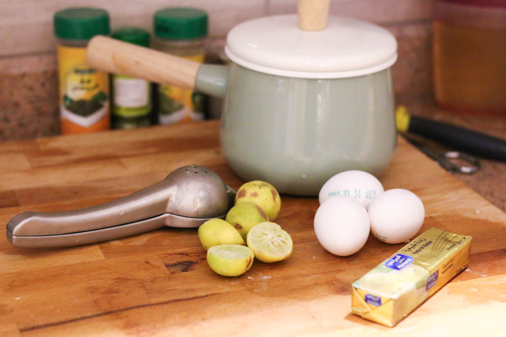 hollandaise sauce ingredients