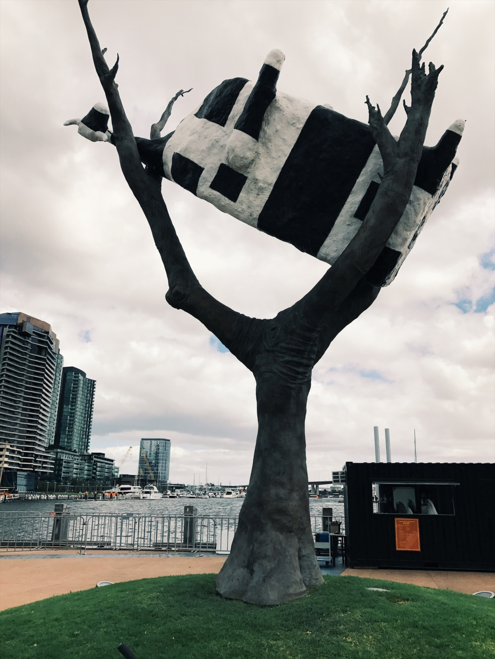 Melbourne art installations